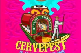 CELEBRARÁN CERVEFEST 2015 EN XOCHIMILCO