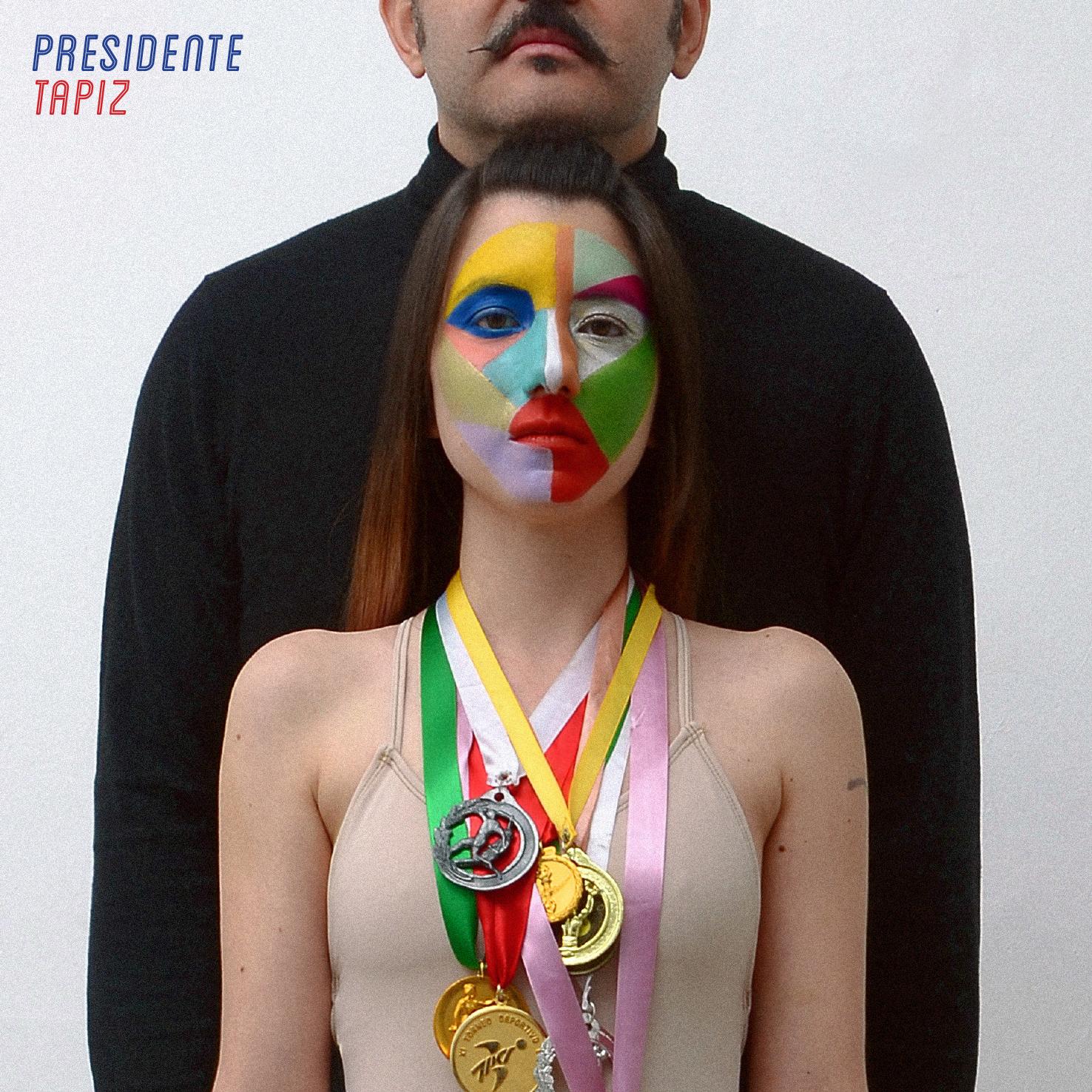 Conoce PRESIDENTE, banda conformada por Priscila de Quiero Club y Quique Rangel de Café Tacvba. Próximamente en el Vive Latino 2015