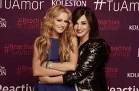 Paulina Rubio se transforma con Koleston® para reactivar el amor con su mamá
