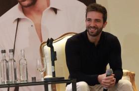 2011: show acústico para prensa, 2015: Auditorio Nacional. Pablo Alborán