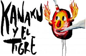 KANAKU Y EL TIGRE EN EXCLUSIVA EN DEEZER