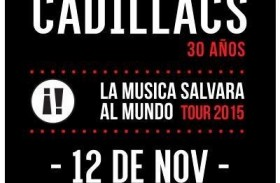 LOS FABULOSOS CADILLACS VUELVEN A MÉXICO