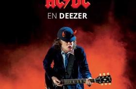 ROCK ON! AC/DC LLEGA A DEEZER