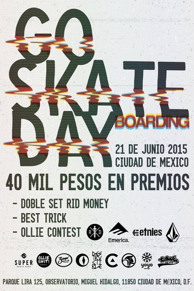 Carteel Go Skate Day
