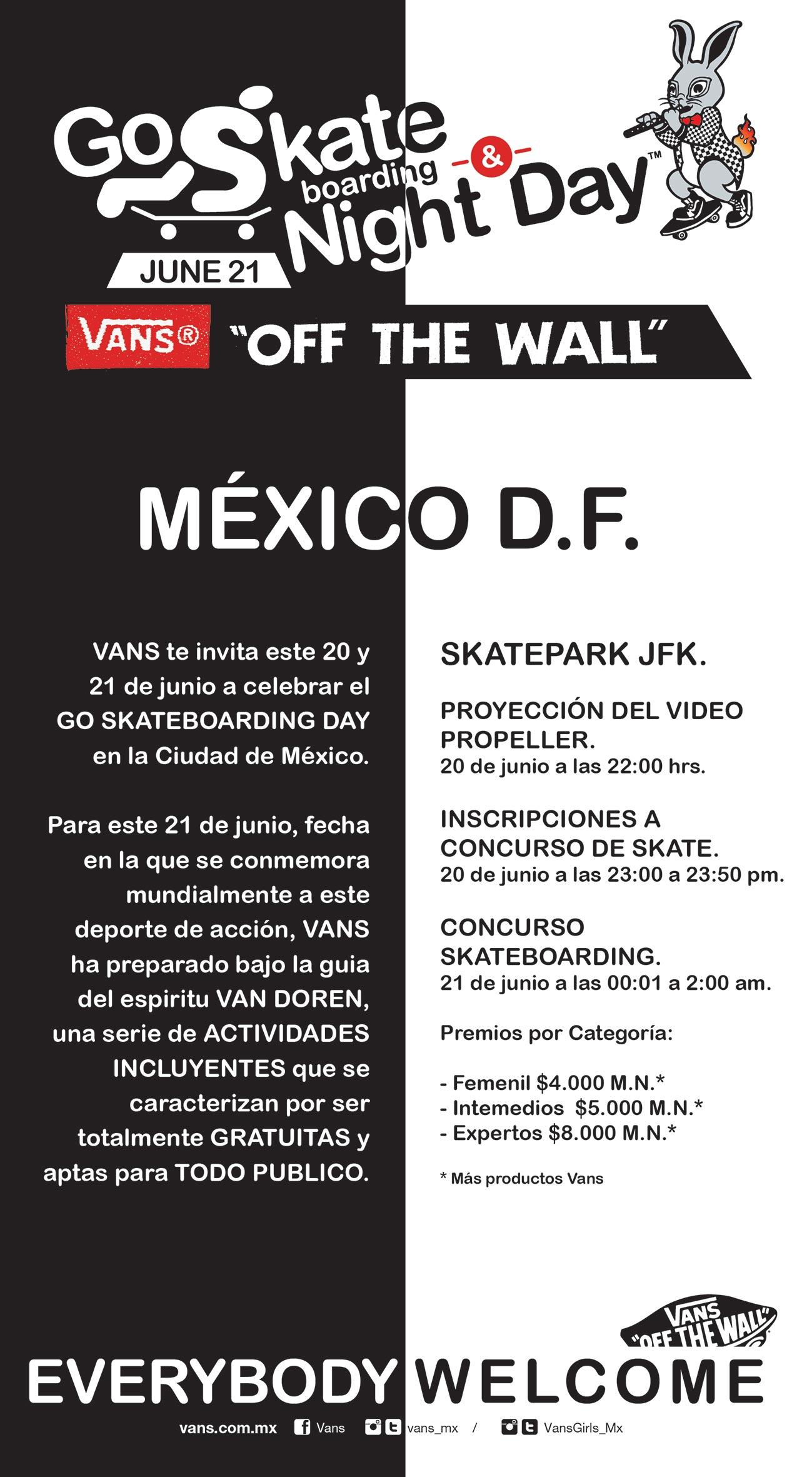 Go Skate Vans