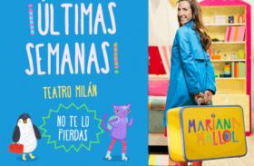 MARIANA MALLOL EXTIENDE SU TEMPORADA UN FIN DE SEMANA MÁS
