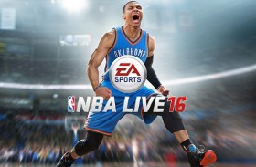 RUSSELL WESTBROOK EN LA PORTADA DEL NBA LIVE 16