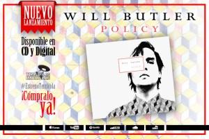 Will Butler Lanzamiento 2