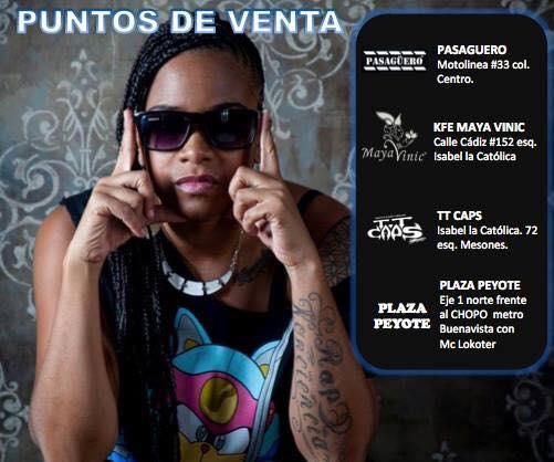 Ariana Puello Venta boletos Pasaguero