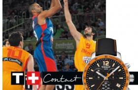 FIBA AMÉRICAS 2015 Y TISSOT