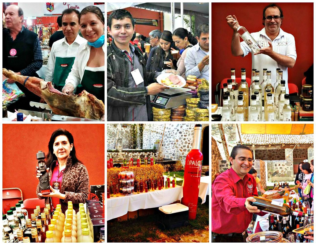 Festival Vino y Exquisiteces 2015 1