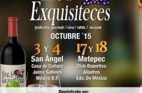 FESTIVAL VINO & EXQUISITECES CONTARÁ CON DOS SEDES