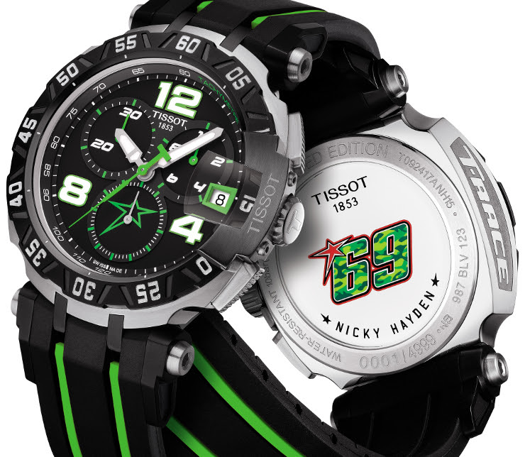 Tissot GP 2015 2
