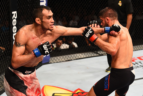 UFC Ferguson VS Thomson 2015