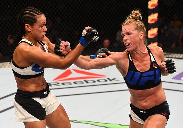 UFC Holm VS Reneau 2015