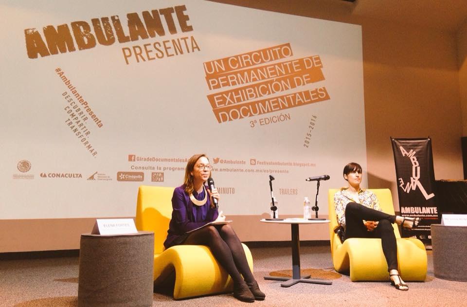 Ambulante Presenta 2015
