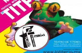 EL FESTIVAL INTERNACIONAL TITERÍAS ESTÁ DE VUELTA