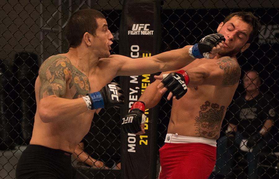 The Ultimate Fighter Latin America: Team Gastelum vs Team Escudero
