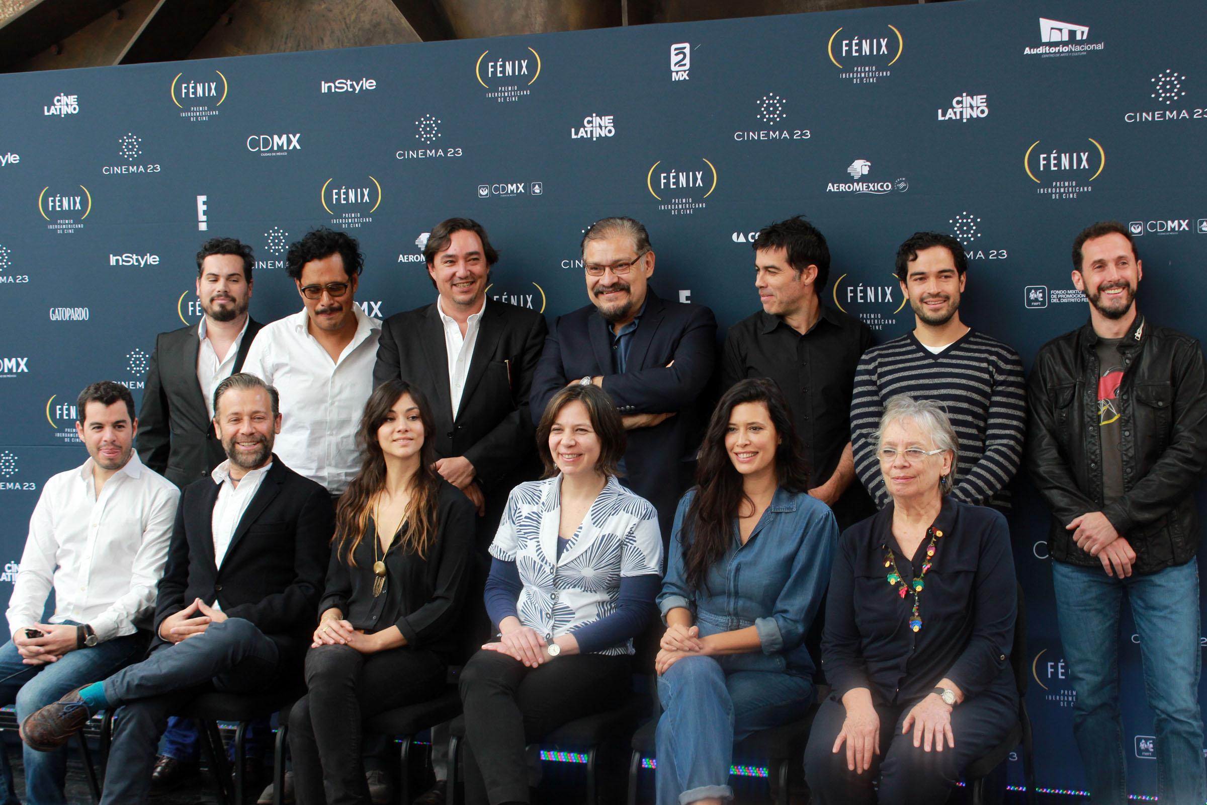Confe Premios Fenix 7 2015