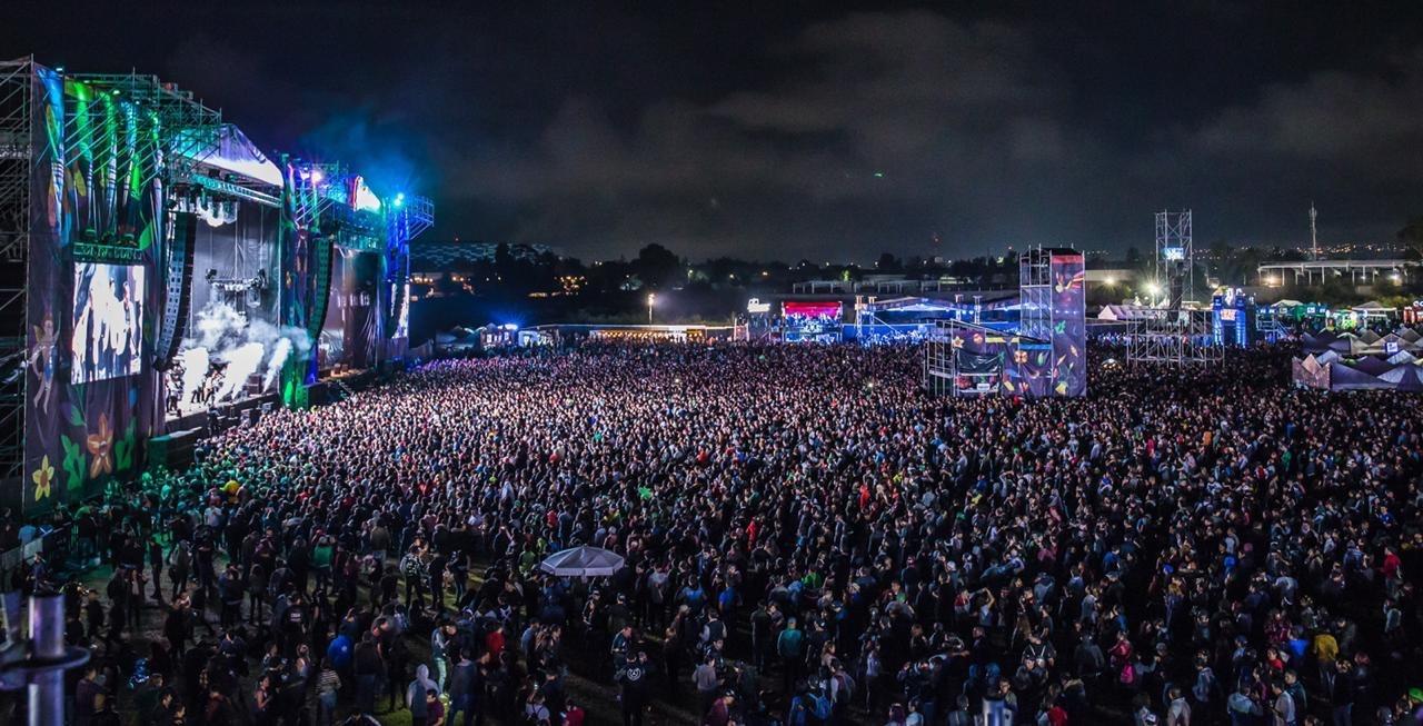 EL FESTIVAL COMUNA REÚNE A MÁS DE 50 MIL PERSONAS