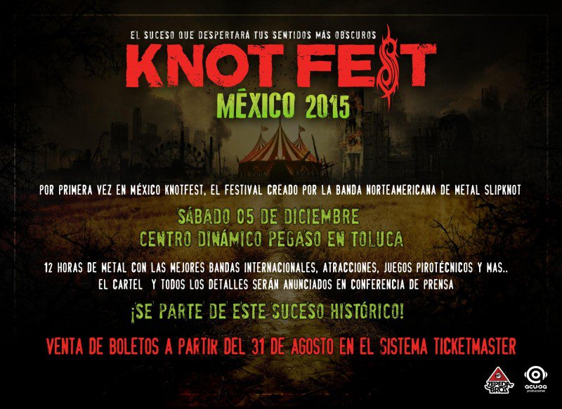 Knot Fest 2015