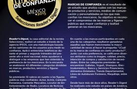 """PRÓXIMAMENTE ENTREGA DEL GALARDÓN """"MARCAS DE CONFIANZA"""""""