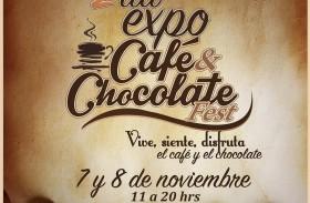 2ª EXPO CAFÉ Y CHOCOLATE FEST, 7 Y 8 DE NOVIEMBRE EN EL PALACIO DE LA AUTONOMÍA