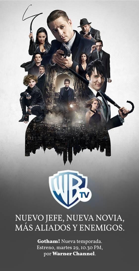 Gotham Nueva Temporada