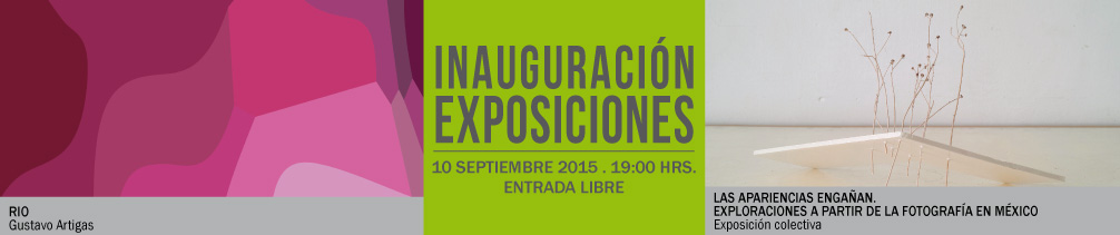 Inauguracion Exposiciones Chopo SEP 2015