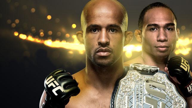 UFC 191: JOHNSON VS DODSON