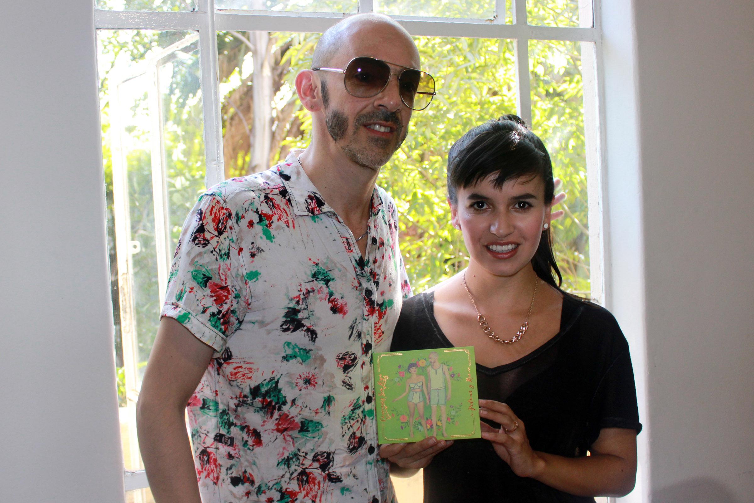Pedrina y Rio Entrevista 1
