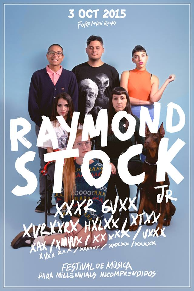 Raymondstock 2015