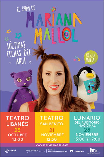 Mariana Mallol final temporada 2015