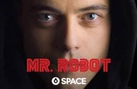 LLEGA MR ROBOT A SPACE