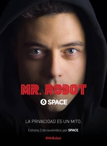 Mr Robot Space