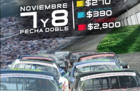 "LLEGA JORNADA DOBLE DE LA SERIE NASCAR AL AUTÓDROMO ""HERMANOS RODRÍGUEZ"""