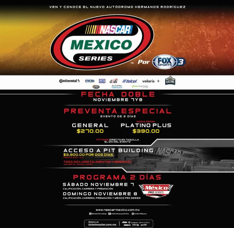 NASCAR NOV 2015