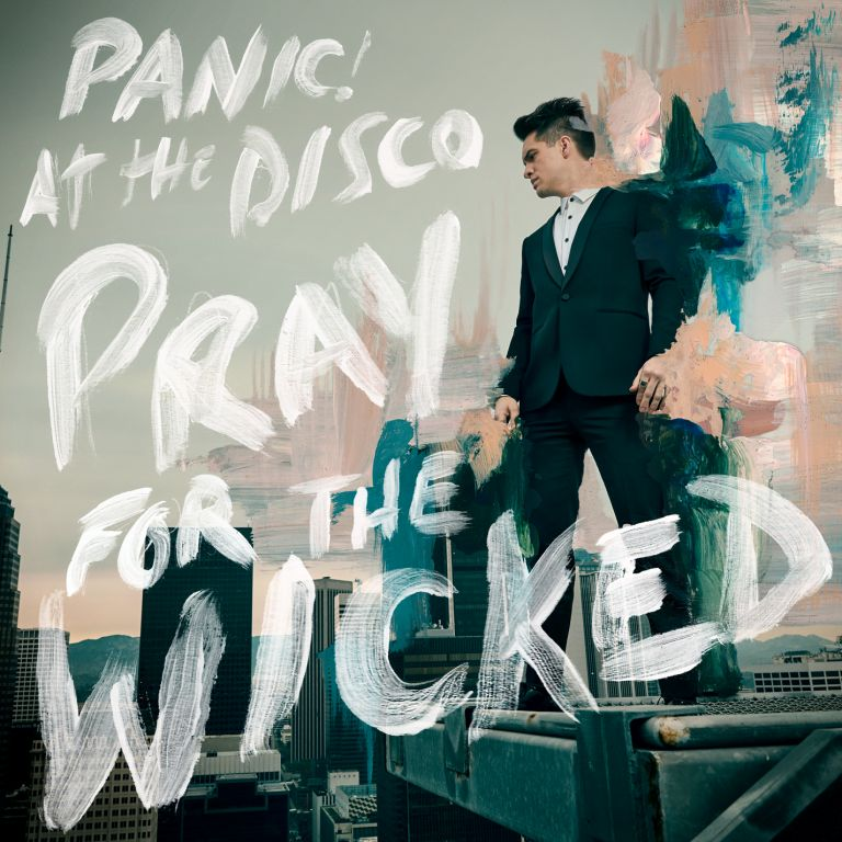 "PANIC! AT THE DISCO ANUNCIA SU NUEVO ÁLBUM ""PRAY FOR THE WICKED"""