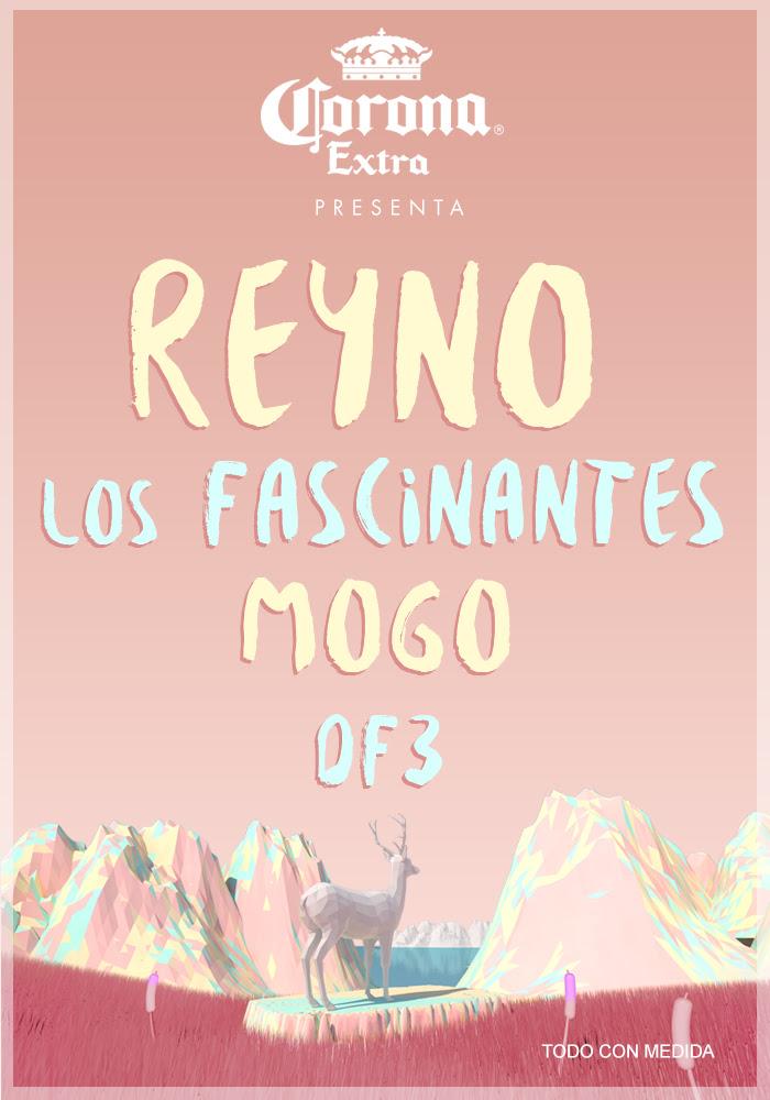 Reyno Los Fascinantes Mogo 2015