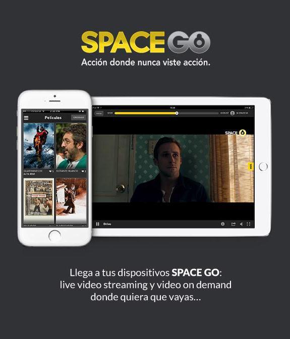 Space Go App