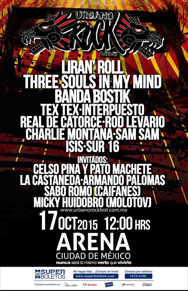 Urbano Rock 2015 2