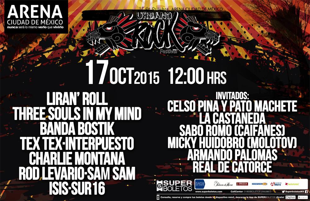 Urbano Rock 2015