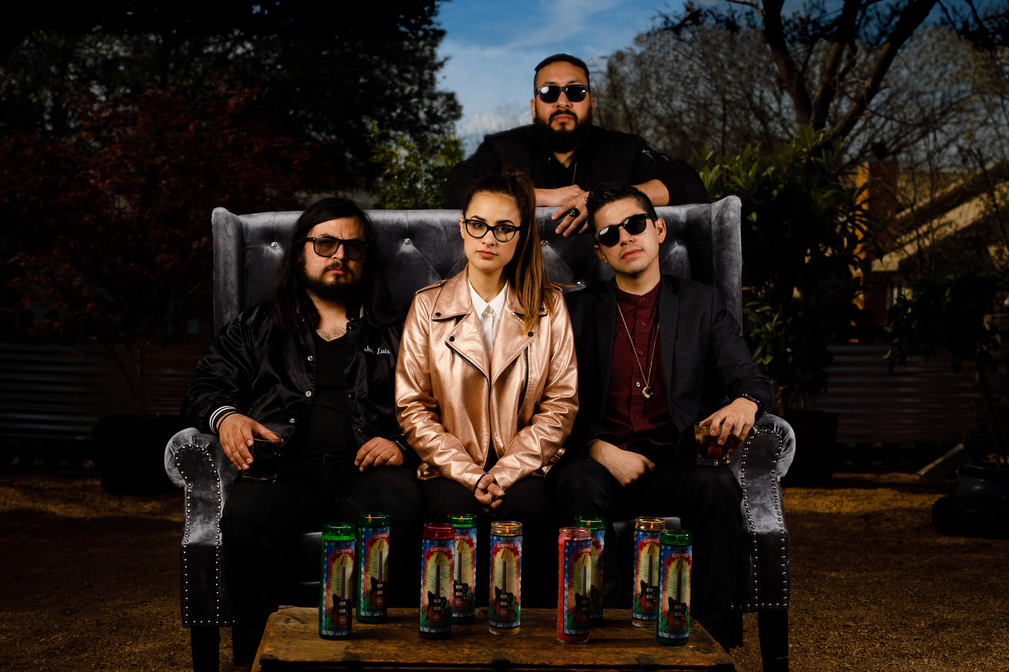 "THE CHAMANAS ROMPE MUROS CON ""IF YOU BUILD IT, WE WILL BREAK IT"""