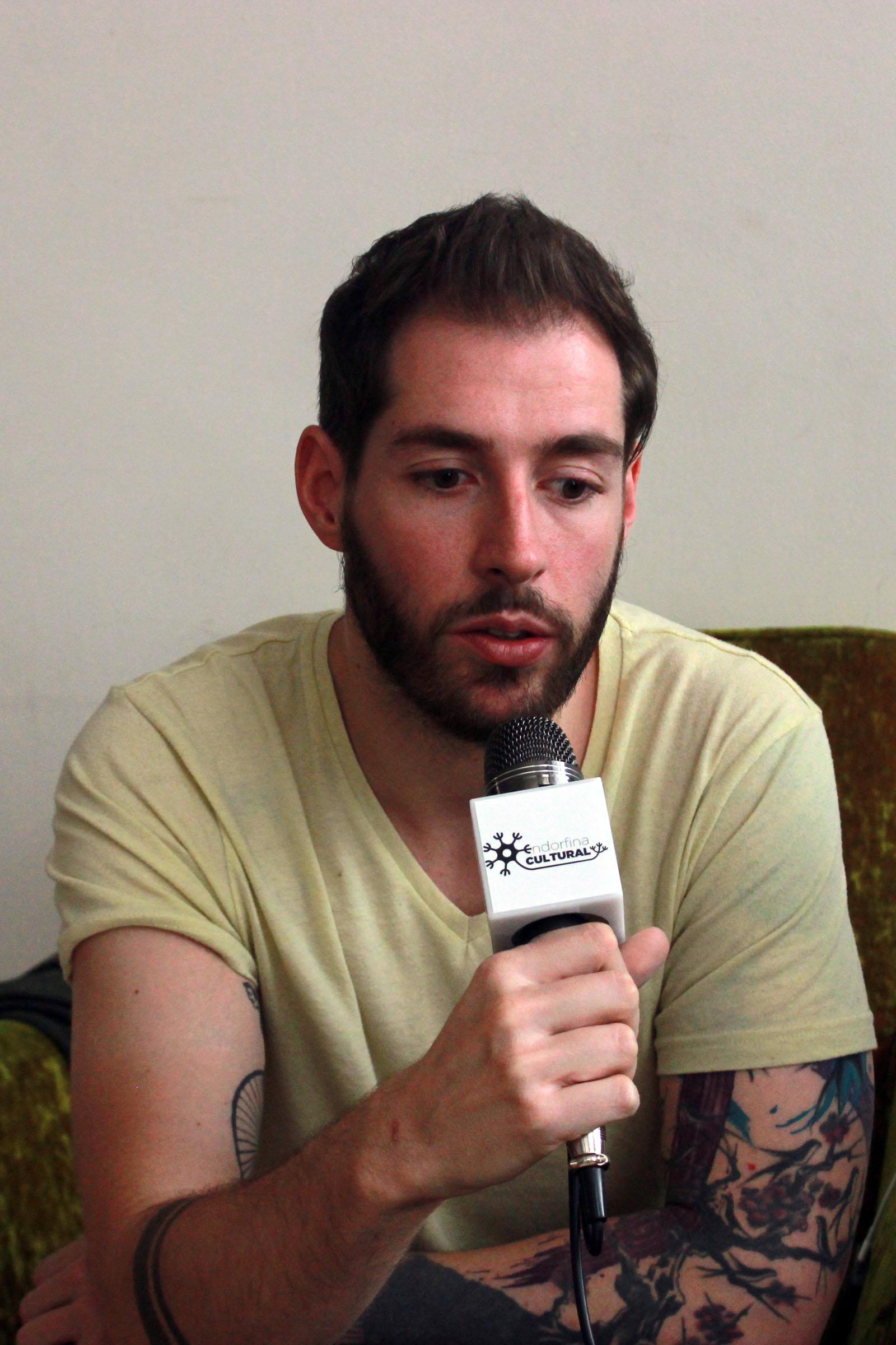Izal Entrevista 1