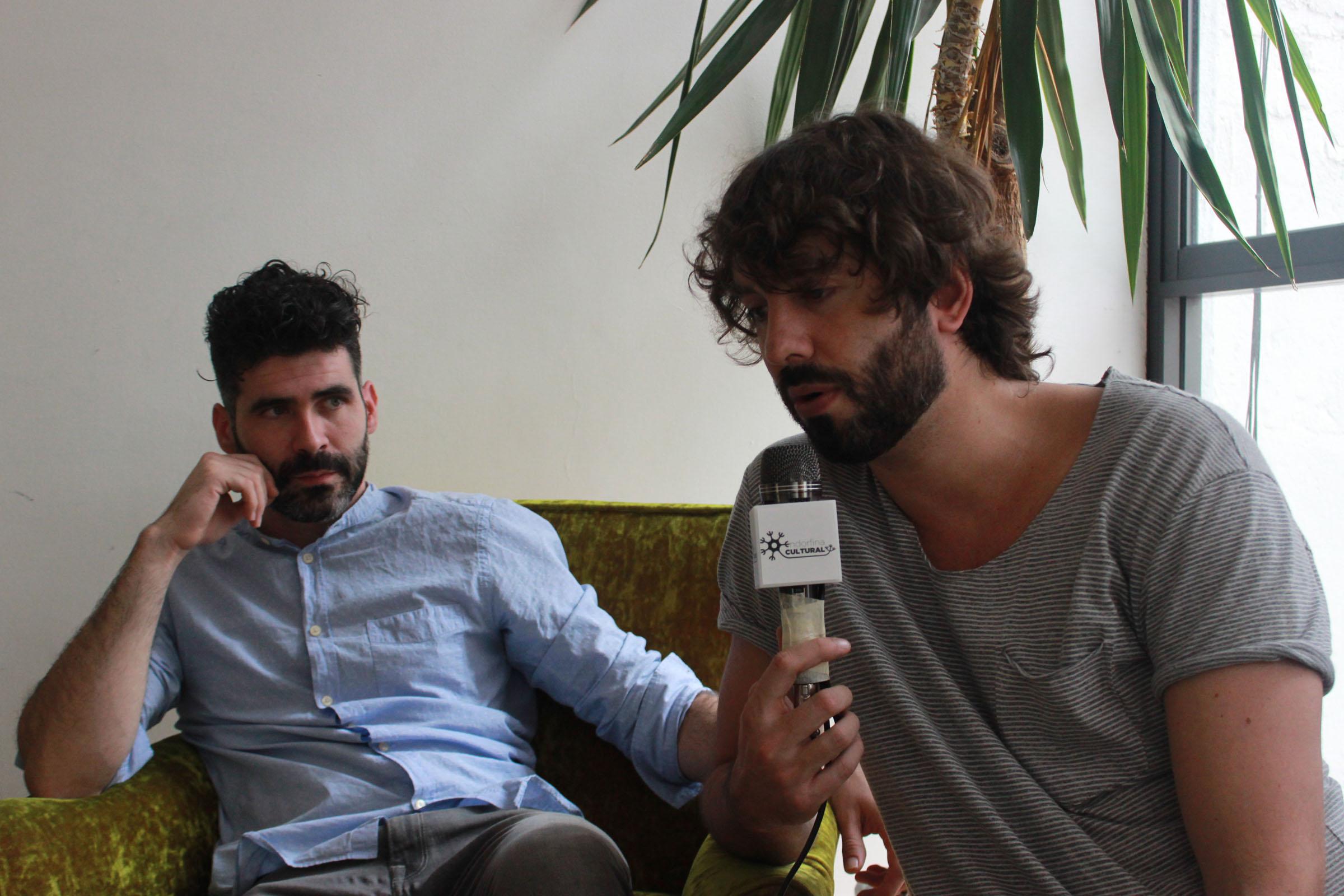 Izal Entrevista 5