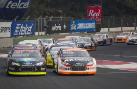 NASCAR MÉXICO SERIES FECHA 13 EN IMÁGENES