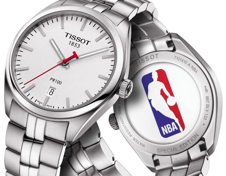 TISSOT PR 100 LADY NBA SPECIAL EDITION