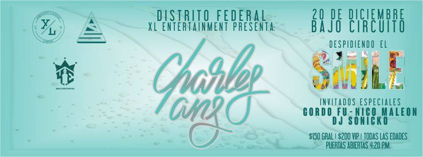 Charles Ans Bajo Circuito 2015