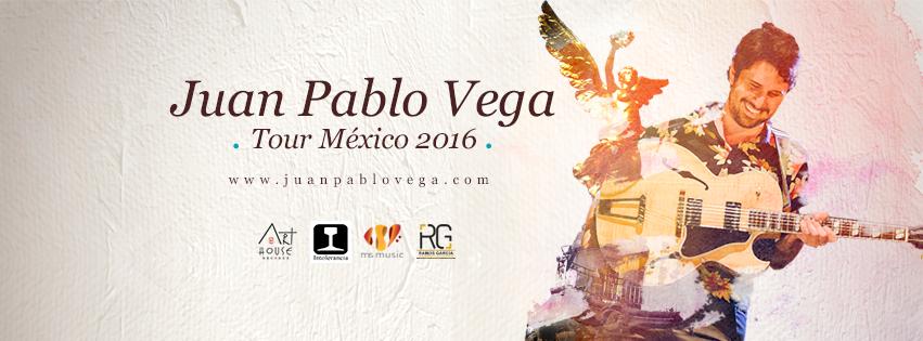 Juan Pablo Vega Tour 2015