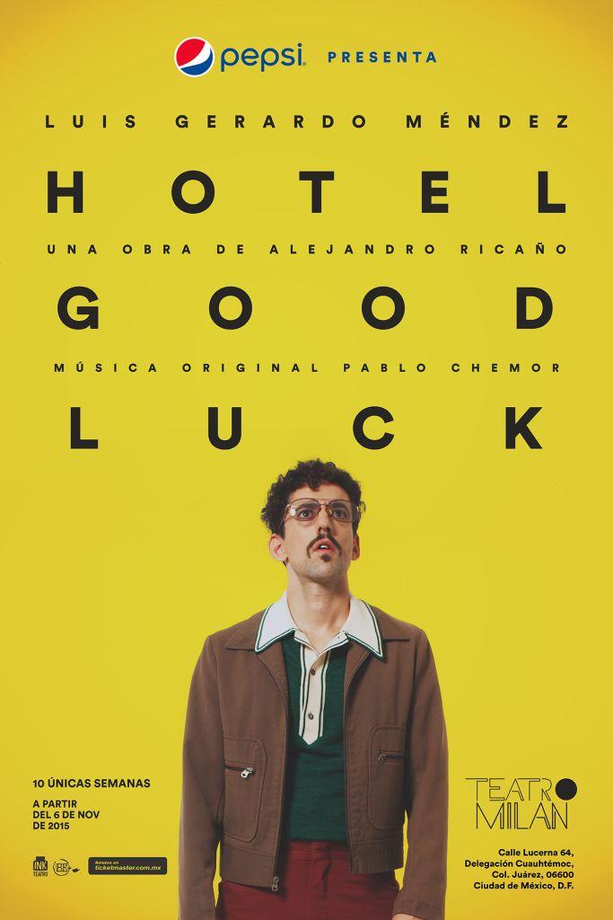 PÓSTER- Hotel Good Luck